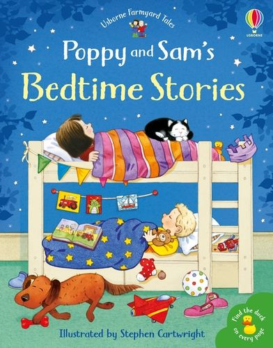 Farmyard Tales Poppy and Sam's Bedtime Stories