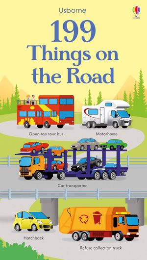 Picture of 199 Things on the Road