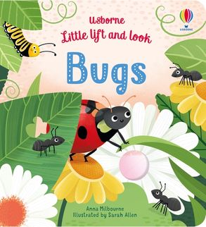 Cover image - Little Lift and Look Bugs