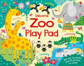 Cover image - Zoo Play Pad