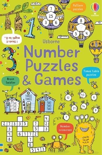 Number Puzzles & Games