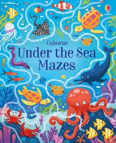 Under the Sea Mazes