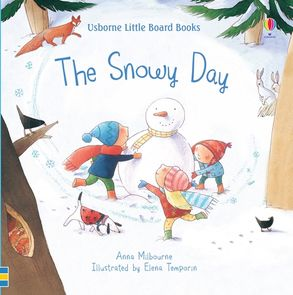 Cover image - Snowy Day