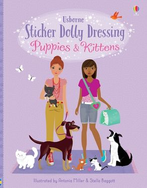 Cover image - Sticker Dolly Dressing Puppies and Kittens