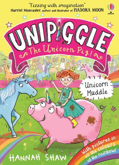 Unipiggle the Unicorn Pig 1