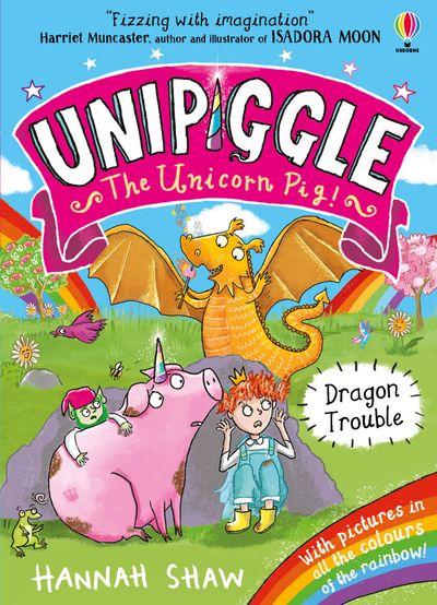 Unipiggle the Unicorn Pig 2