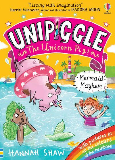 Unipiggle the Unicorn Pig 3