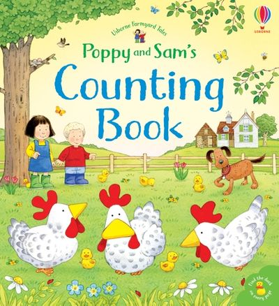 Farmyard Tales Poppy and Sam's Counting Book