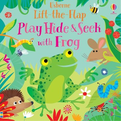 Play Hide And Seek With Frog