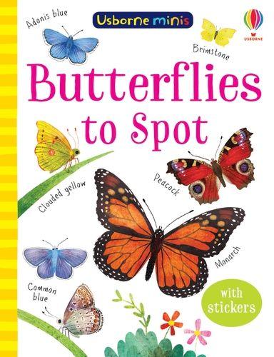 Mini Books Butterflies to Spot