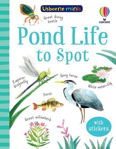 Mini Books Pond Life to Spot