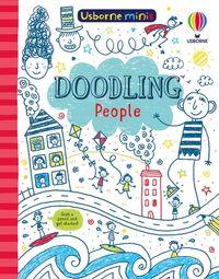 mini-books-doodling-people