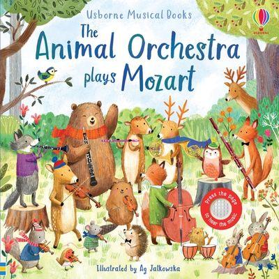 Animal Orchestra Plays Mozart