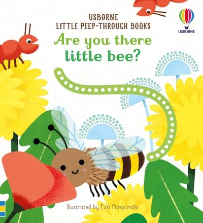 Little Peep-Through: Are You There Little Bee?