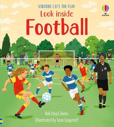 Look Inside Football
