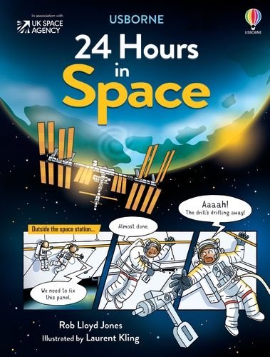 24 Hours in Space
