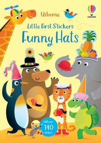 little-first-stickers-silly-hats