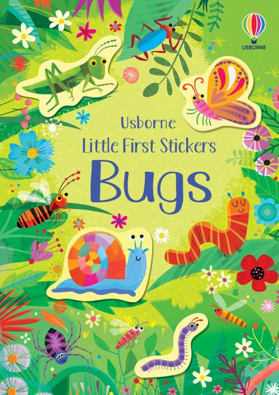 Little First Stickers Bugs