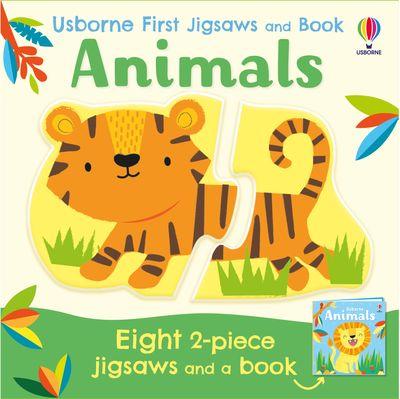 Usborne First Jigsaws
