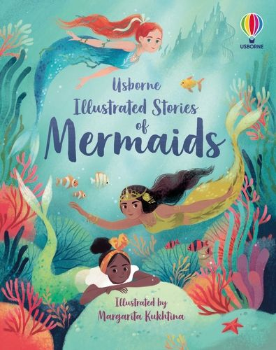 Illustrated Stories of Mermaids