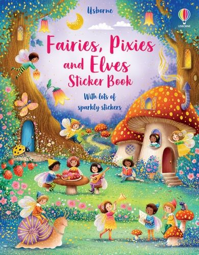 Fairies, Pixies and Elves Sticker Book
