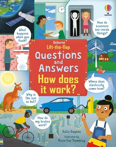 Lift-the-Flap Questions & Answers