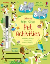 wipe-clean-pet-activities