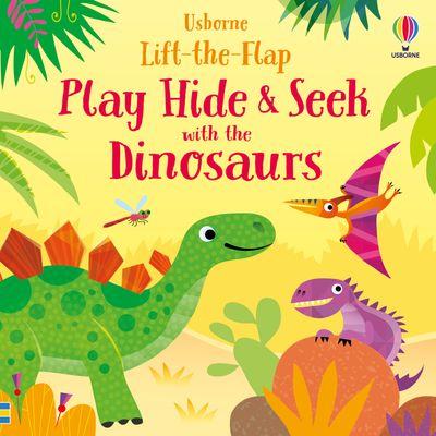 Play Hide & Seek With Dinosaur