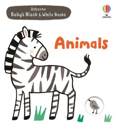 Baby's Black and White Books Animals