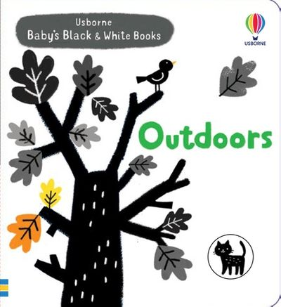 Baby's Black and White Books Outdoors