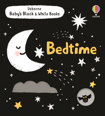 Baby's Black and White Books Bedtime