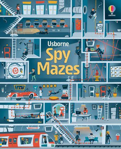 Spy Mazes