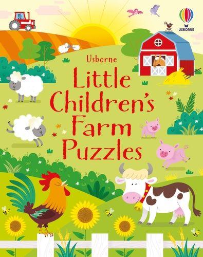Little Children's Farm Puzzles