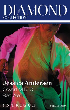 Jessica Andersen Diamond Collection 201404/Covert M.D./Red Alert