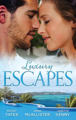 Luxury Escapes - 3 Book Box Set