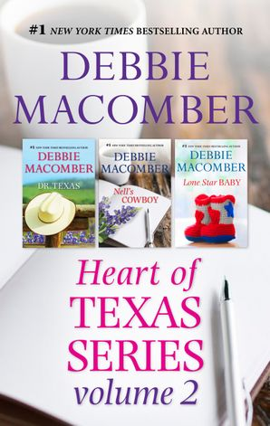 Debbie Macomber's Heart Of Texas Series Volume 2 - 3 Book Box Set
