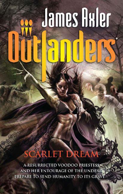 Scarlet Dream :HarperCollins Australia