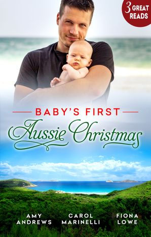 Baby's First Aussie Christmas - 3 Book Box Set