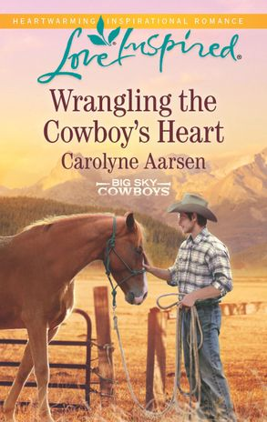 Cover image - Wrangling The Cowboy's Heart