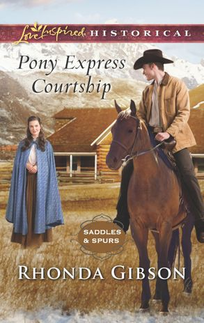 Cover image - Pony Express Courtship
