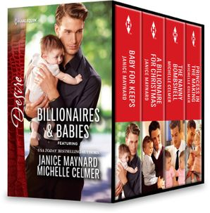 Billionaires & Babies Collection Volume 2 - 4 Book Box Set