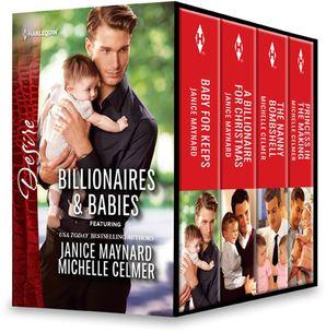 Billionaires & Babies Collection Volume 2 - 4 Book Box Set
