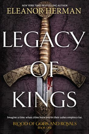 Cover image - LEGACY OF KINGS