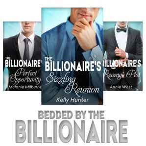 Bedded By The Billionaire - 3 Book Box Set