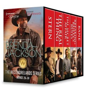 The Westmorelands Series Books 26-30 - 5 Book Box Set