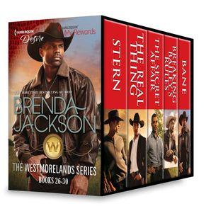 The Westmorelands Series Books 26-30 - 5 Book Box Set