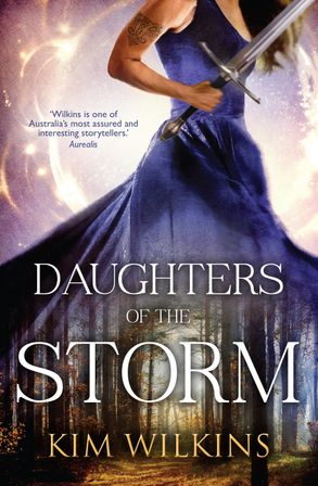Cover image - DAUGHTERS OF THE STORM