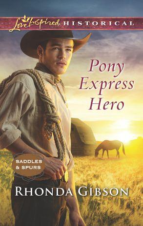 Cover image - Pony Express Hero