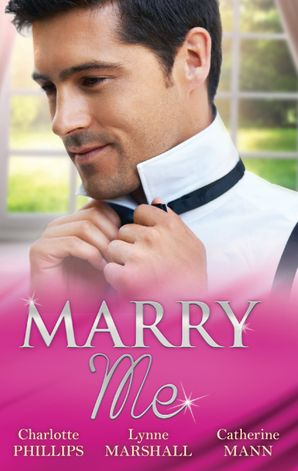 Marry Me - 3 Book Box Set