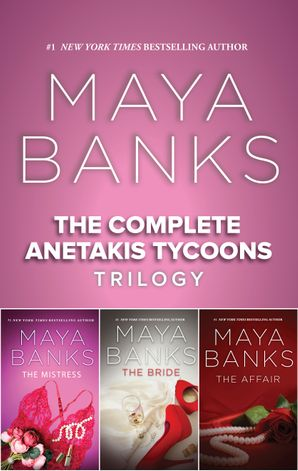 The Anetakis Tycoons - 3 Book Box Set